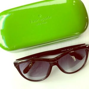 Kate Spade Makayla Cat eye sunglasses